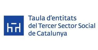 Logo Taula Entitats Tercer Sector Social de Catalunya